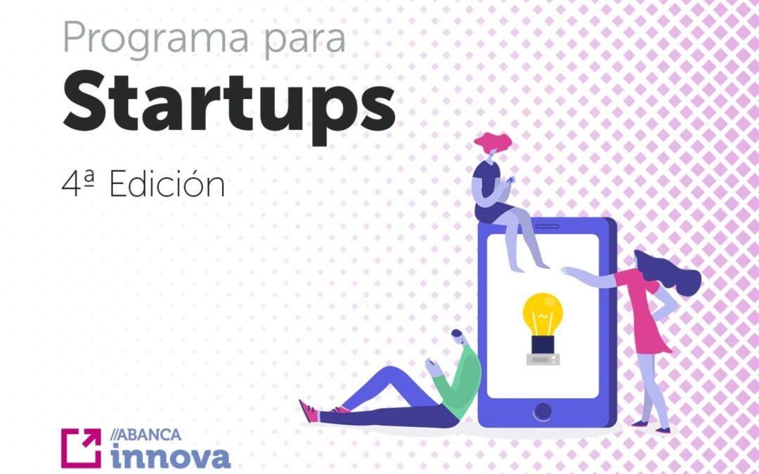 ABANCA lanza la 4ª edición de su Programa para Startups y abre plazo de inscripción
