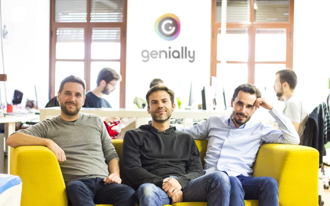 Genially, startup de Alhambra Venture 2018, obtiene el premio 'Digital Skills Awards Spain 2020' al mejor proyecto para el desarrollo de habilidades en el entorno digital