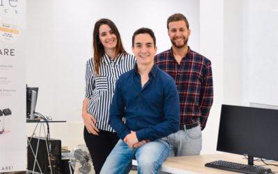 La startup Lesielle sigue creciendo gracias a su dispositivo electrónico para personalizar la cosmética