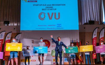 Estos son los premios y las startups ganadoras de Startup OLÉ