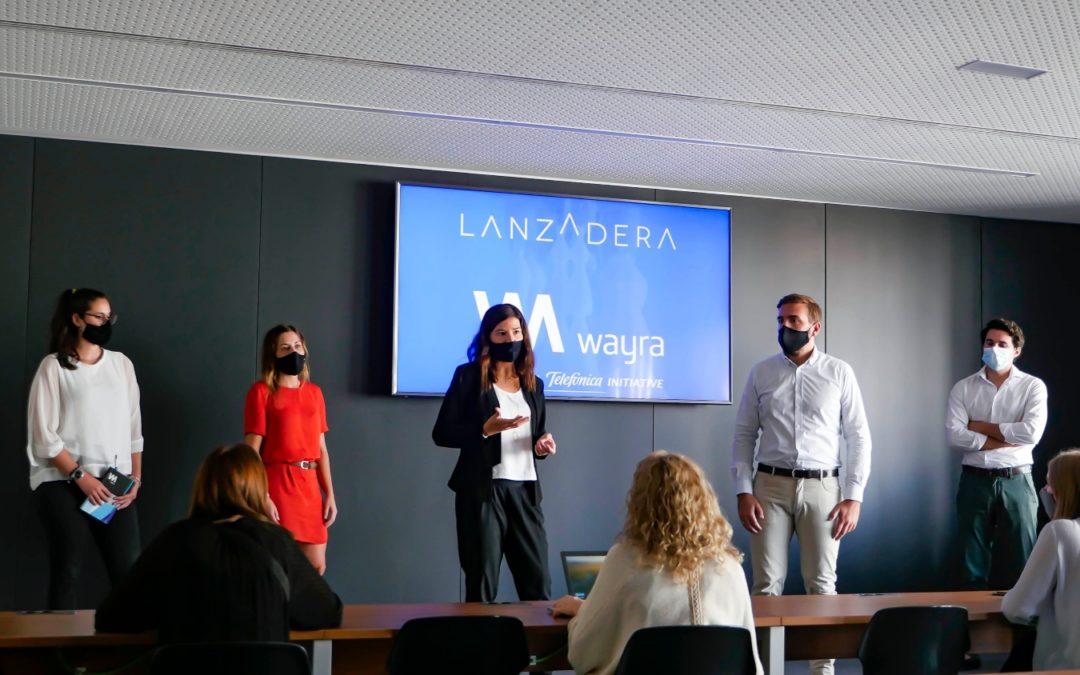 Wayra y Lanzadera firman un acuerdo para impulsar el emprendimiento