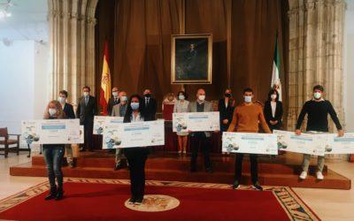 La UGR entrega los premios de su VIII Concurso de Emprendimiento Universitario: estas son las startups premiadas