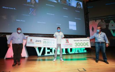 «CheKin y yo nos llevamos el sello de calidad que supone haber ganado Alhambra Venture 2020»