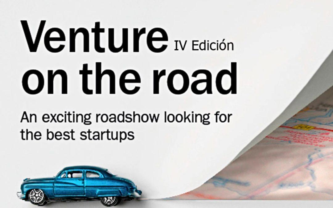 Venture on the Road está buscando las mejores startups de España en su IV edición  100% digital