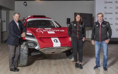 Acciona, Carlos Sainz Y Qev Technologies forman equipo para competir en Extreme E, el nuevo campeonato sostenible de todoterrenos off-road