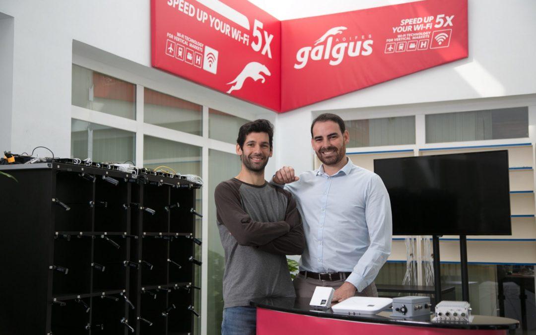 Galgus, ganadora de Alhambra Venture 2018, capta 2'5 millones de euros para financiar su crecimiento y potenciar su expansión internacional