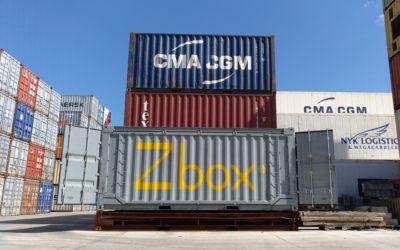 Navlandis, startup ganadora de Alhambra Venture 2019, lanza el contenedor plegable Zbox para su uso en operaciones logísticas, con la tercera ronda de inversión casi completa
