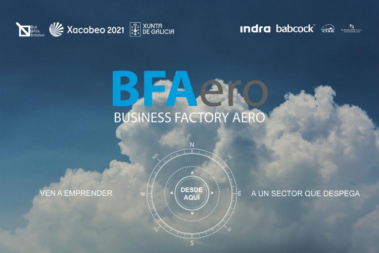 La aceleradora BFAero escoge 28 proyectos finalistas del sector aeronáutico que optan a las siete plazas de su tercera edición