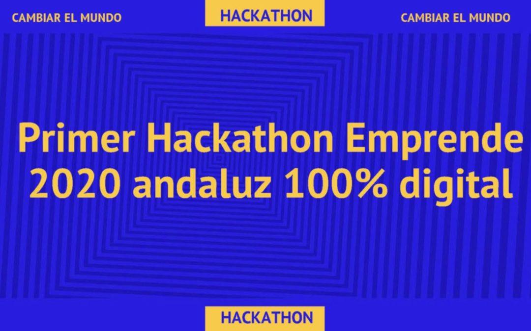 Empleo reúne a 200 emprendedores con potencial en 'Hackathon Emprende' para resolver retos sociales y tecnológicos