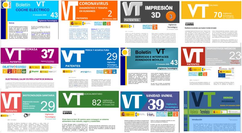 Los servicios de Información Tecnológica de la OEPM como apoyo a la I+D+i