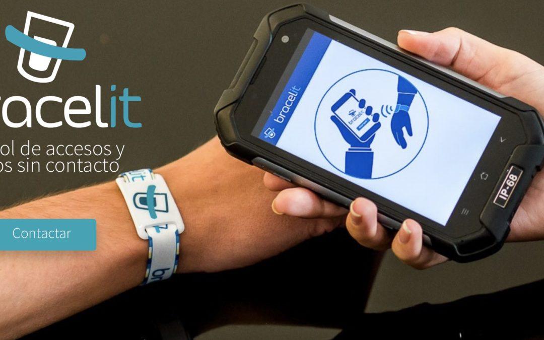 Bracelit aplica su tecnología para salvar el sector de la hostelería