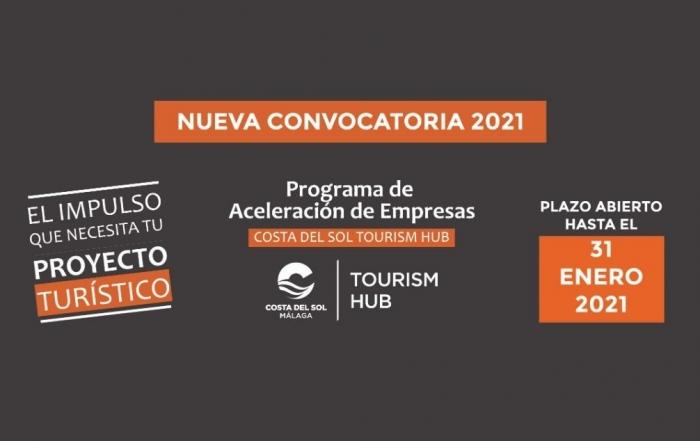Apúntate ya, abierta la convocatoria para al 5ª edición del programa Costa del Sol Tourism Hub