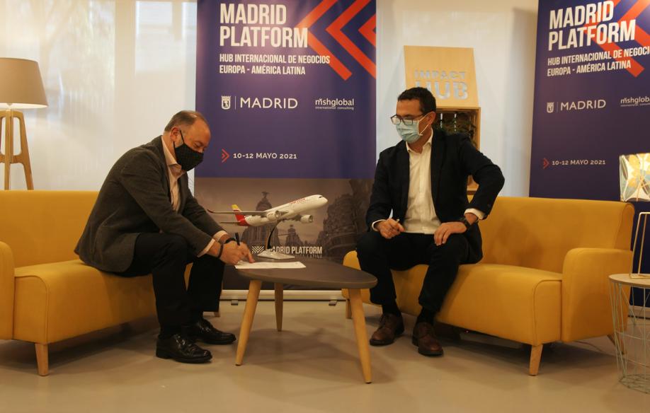 Nace Madrid Platform, primer HUB internacional de negocios entre Europa y Latinoamérica