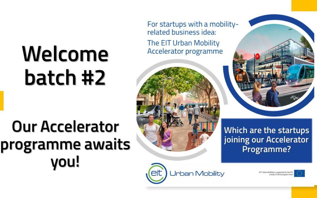 SOLUM seleccionada como una de las 5 mejores startups de Europa en el #EITUrbanMobility