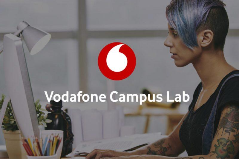 Últimos días para inscribirte en la nueva edición del Vodafone Campus Lab