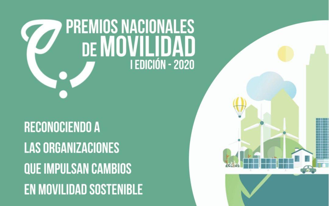 Abierta la convocatoria de los Premios Nacionales de Movilidad Sostenible
