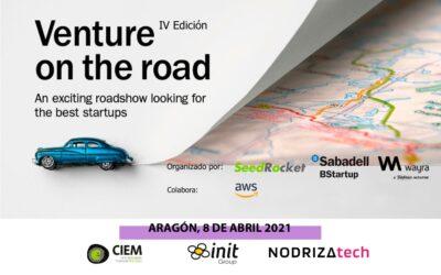 NODRIZA tech, partner oficial de Venture on the Road