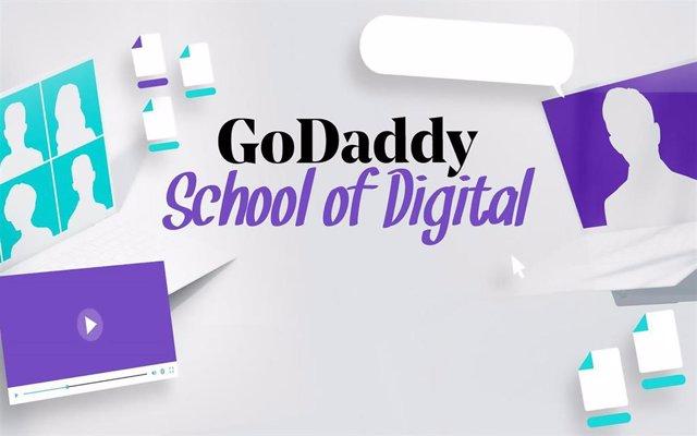 School of Digital de GoDaddy ofrece formación GRATIS a las pequeñas empresas y emprendedores