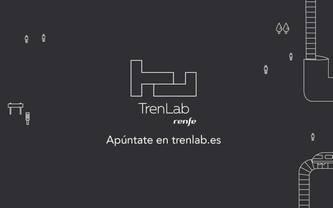 Renfe abre una nueva convocatoria para startups a través de TrenLab