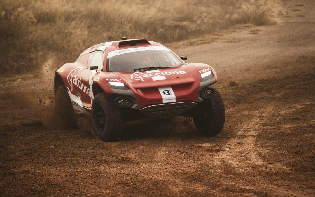 El ACCIONA Sainz Xe Team comienza en Arabia Saudí su participación en Extreme E, la nueva competición sostenible