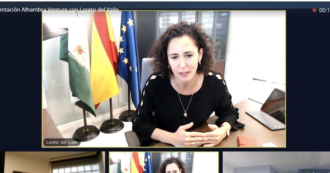 Las startups andaluzas conectan con Alhambra Venture a través de AOF, Minerva y Andalucia Road Show