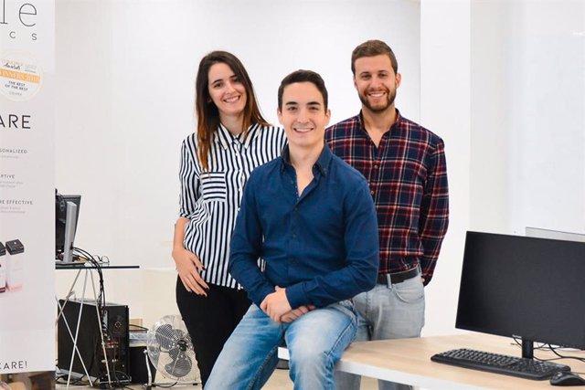 Lesielle, participante de Alhambra Venture 2018, finalista de 'Startup Andalucía Roadshow' por su gran proyección