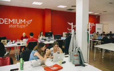 Demium, la incubadora, decide invertir en 35 nuevas startups