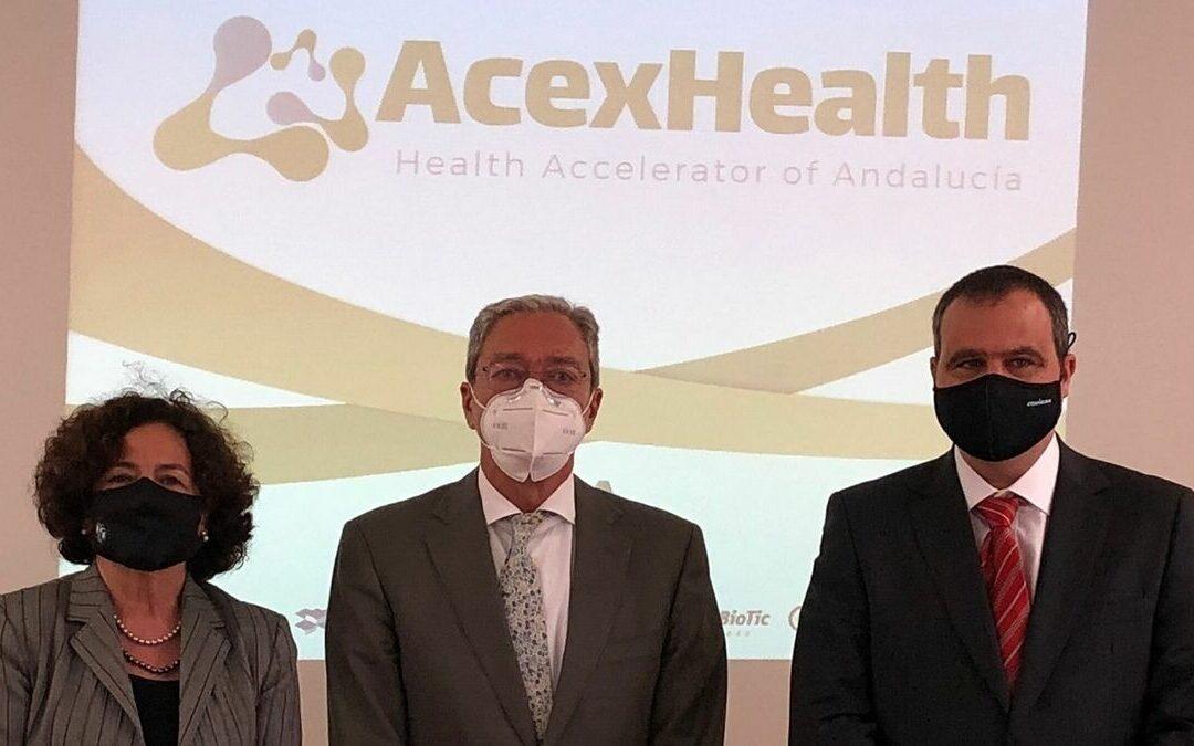 Nace en Granada AcexHealth, la nueva aceleradora de empresas especializadas en salud