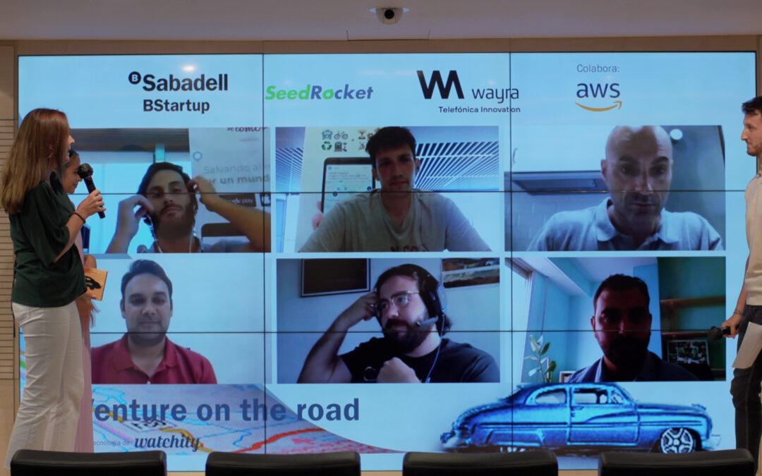 La startup asturiana Sponsorit, ganadora de la IV edición de Venture on the Road