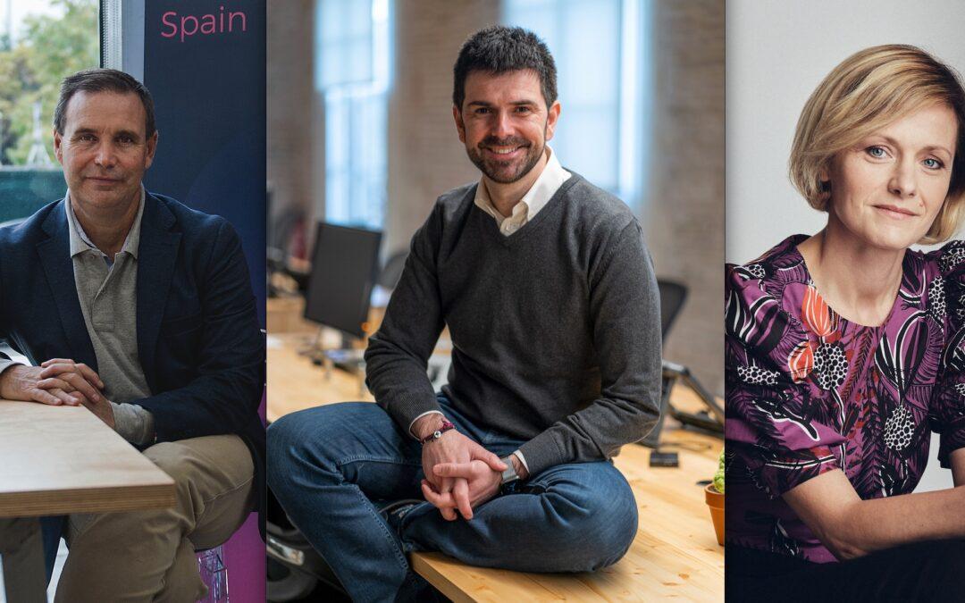 Jorge González, Aleksandra Olszewska y Rubén Ferreiro, ponentes confirmados para Alhambra Venture 2021