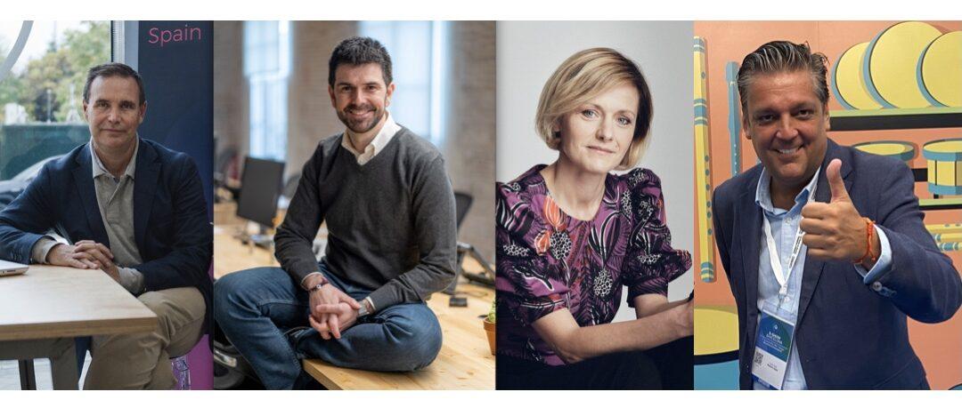 Jorge González, Aleksandra Olszewska, Rubén Ferreiro y Curro Abad ponentes confirmados para Alhambra Venture 2021