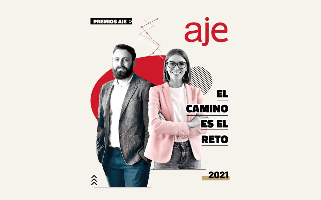 La Asociación de Jóvenes Empresarios de Andalucía abre el plazo de candidaturas a los premios AJE 2021
