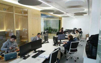 Tecnología para monitorizar y gestionar espacios