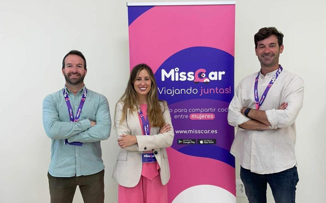 MissCar cierra una ronda de financiación de 300.000€ para acelerar su crecimiento en España