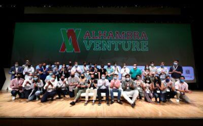 Kampaoh, ganador de Alhambra Venture VIII