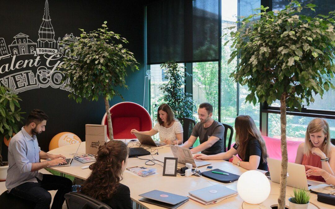 Las startups y emprendedores apuestan por el coworking como espacio de trabajo