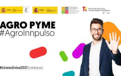 Enisa lanza línea AgroInnpulso: 13 millones de euros para impulsar la digitalización de las pymes agroalimentarias