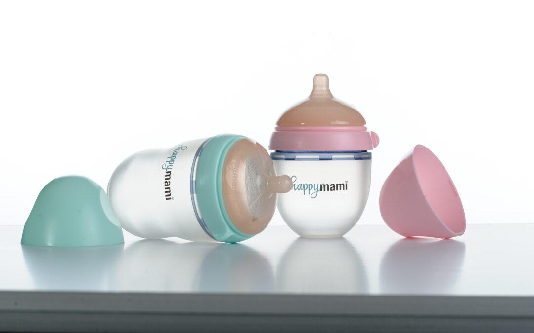Happymami, el biberón que evita diferencias entre el pecho y la tetina, facilita la lactancia de más de cien mamás cada mes