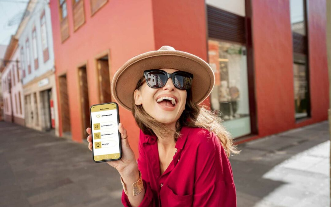 Una  empresa andaluza desarrolla una innovadora app de seguros de viaje