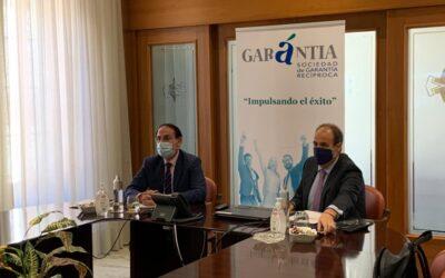 Garántia alcanza el liderazgo del sistema nacional de garantías en operaciones de inversión en el primer semestre del año