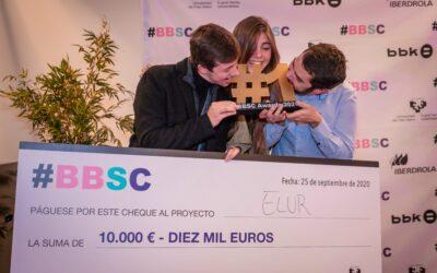 Se lanza en Bilbao la competición de ideas innovadoras más importante del sur de Europa
