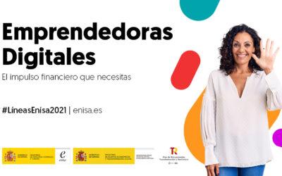 Línea Emprendedoras Digitales: hasta 51 millones de euros para impulsar el emprendimiento digital femenino