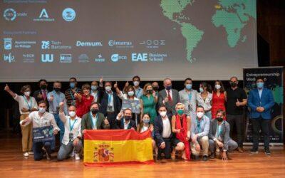 Las startups de Alhambra Venture Checktobuild y Scoobic, en el top 100 para competir en la Copa Mundial del Emprendimiento