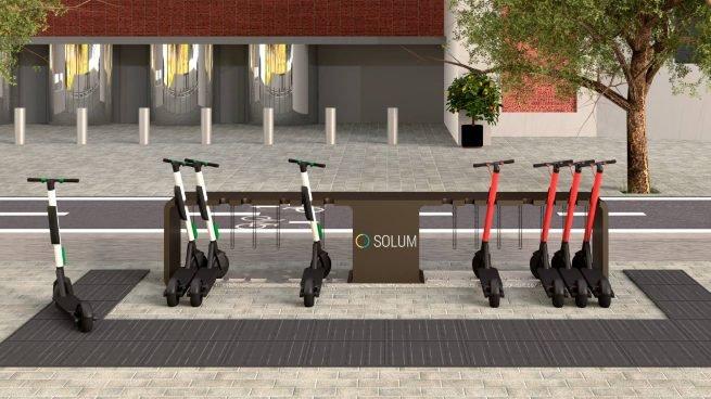 Desarrollo de estaciones solares en la ciudad: Solum, la gran apuesta de Telefónica en South Summit 2021